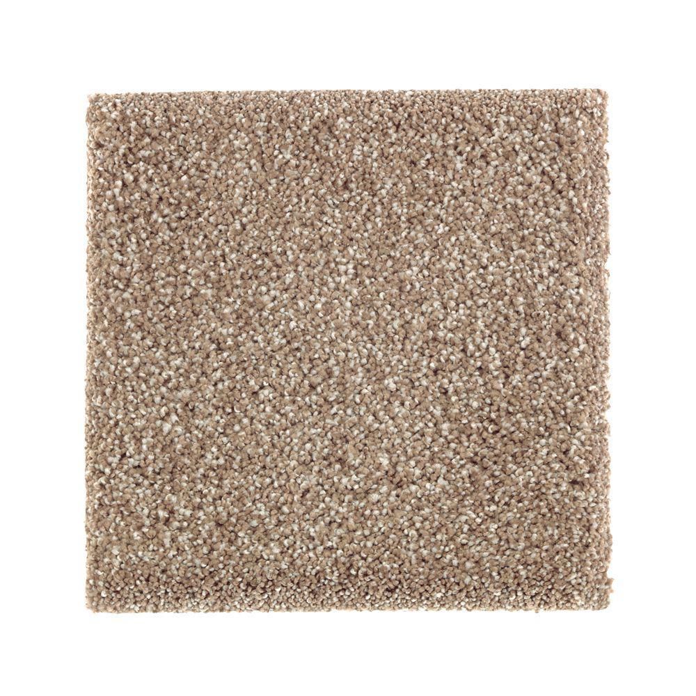 Petproof carpet sample whirlwind ii color desert trail for Pet resistant carpet