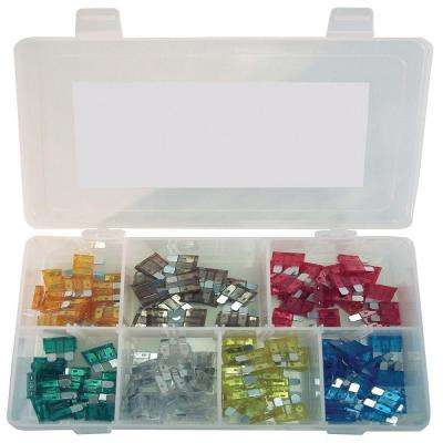 Auto Fuse Assortment (120-Piece)