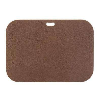 42 in. x 30 in. Rectangle Earthtone Deck Protector