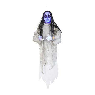 48 in. Hanging Ghost Girl