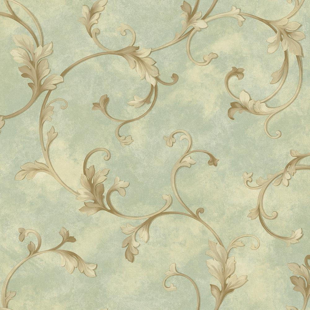 brewster sylvia cream distressed texture wallpaper