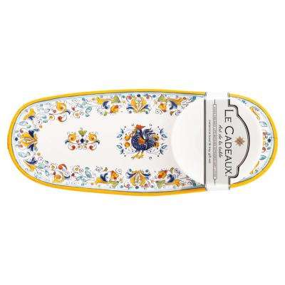 Florence 2-Piece Bowl and Tray Gift Set