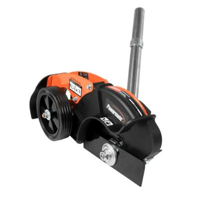 Edger Attachment with 8 in. Straight Blade for Powermate Wheeled String Trimmer Mower