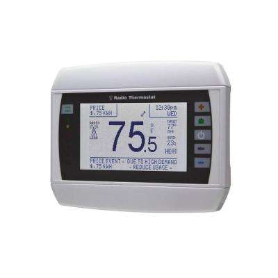 7-Day Wi-Fi Programmable Thermostat, iOS and Android App Controls