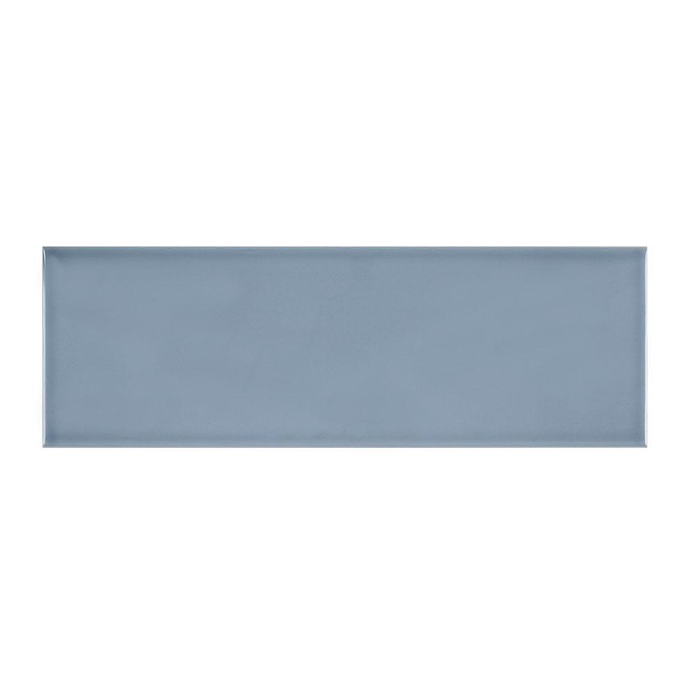 Jeffrey Court Beverly Blue 4 in. x 12 in. Ceramic Wall Tile (10.33 sq. ft. / case)