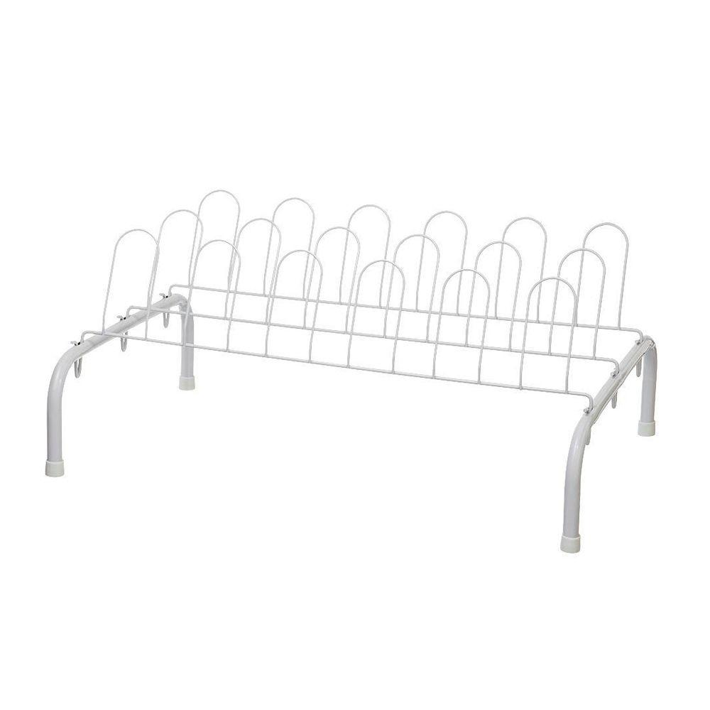 ClosetMaid 9-Pair Shoe Rack
