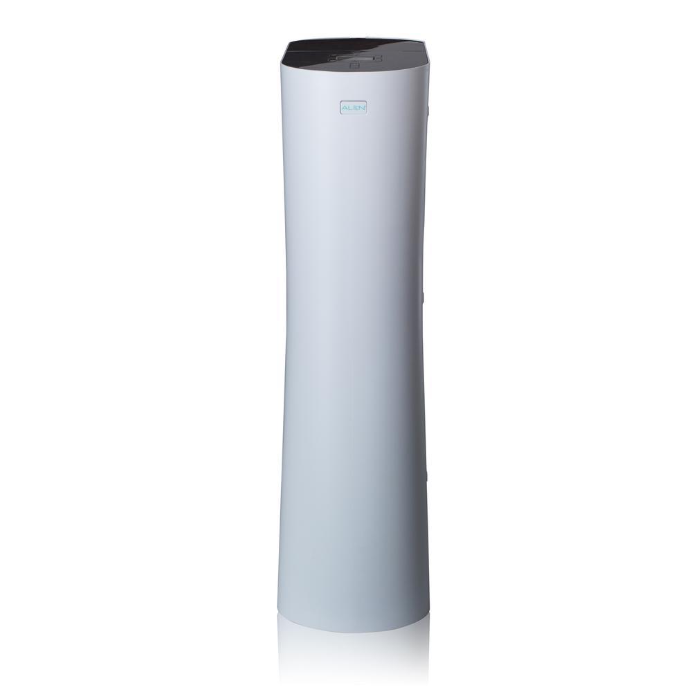 Home Depot Air Purifiers ~ Alen paralda tower hepa air purifier the home depot