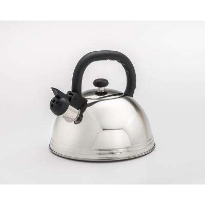 3 Qt. Stainless Steel Whistling Teakettle