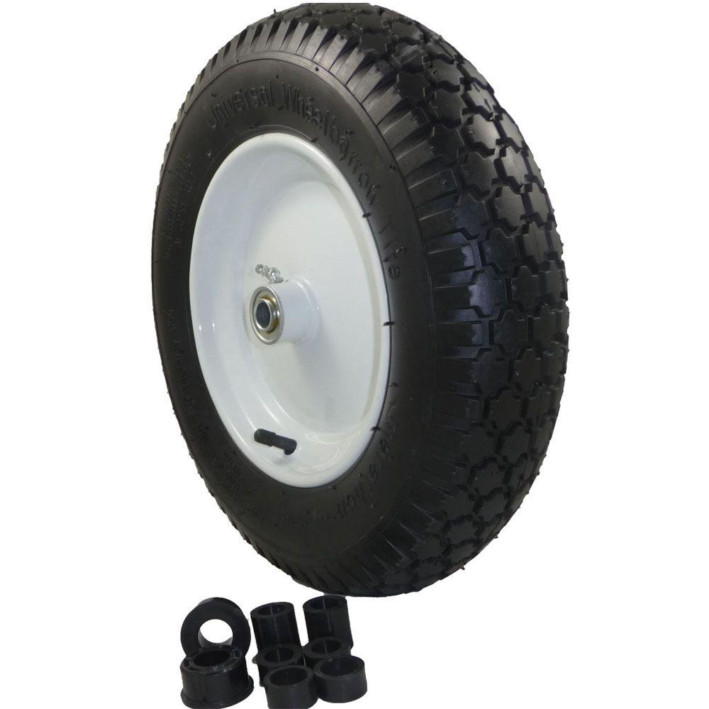 Marathon 14 1 4 In Universal Wheelbarrow Wheel 20260