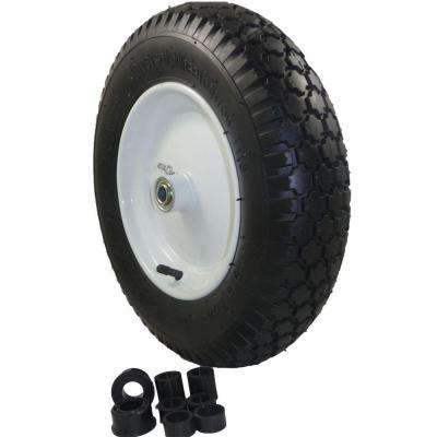 14-1/4 in. Universal Wheelbarrow Wheel