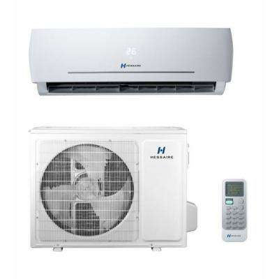 12,000 BTU 1.0 Ton Ductless Mini Split Air Conditioner and Heat Pump - Single Zone