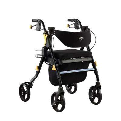 Empower Rollator in Black