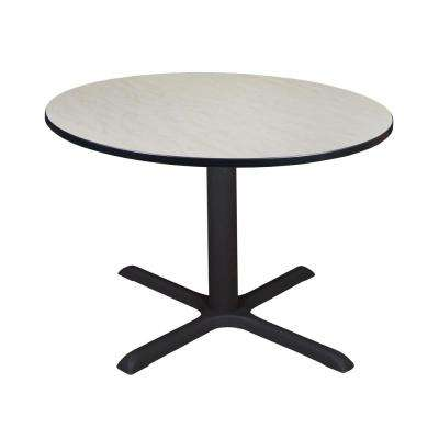 Cain Maple Round 48 in. Breakroom Table