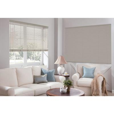 "Designer 2"" Faux Wood Blind"