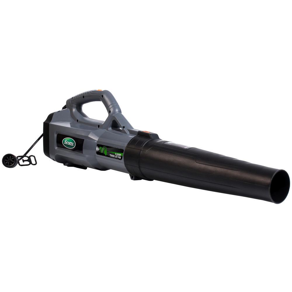 120 MPH 465 CFM 8.5 Amp Electric Leaf Blower