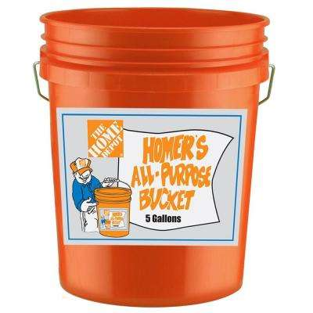 5 Gal. Homer Bucket