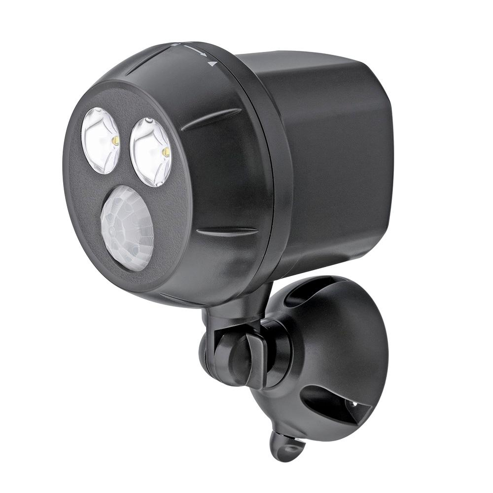 Good This Review Is From:400 Lumen Outdoor Brown Weatherproof Wireless Battery  Powered LED Ultra Bright Spot Light With Motion Sensor Images