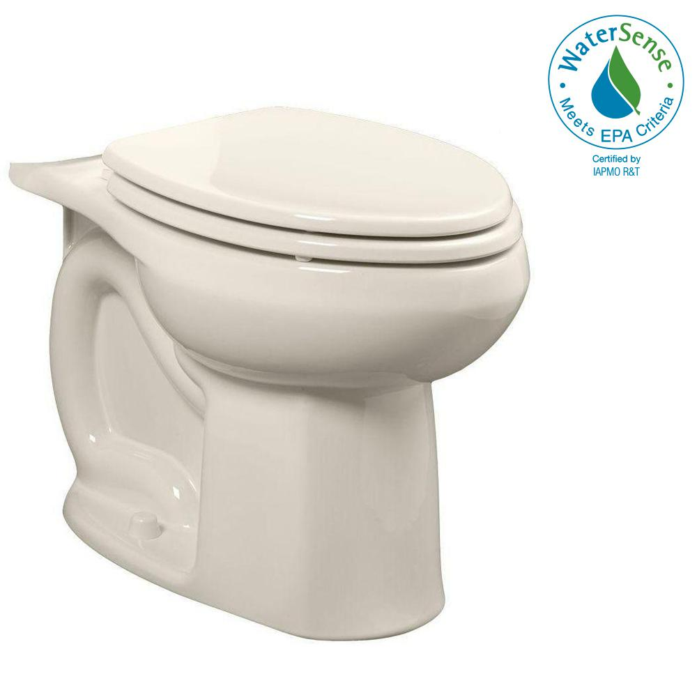 Colony Universal 1.28 or 1.6 GPF Elongated Toilet Bowl Only in