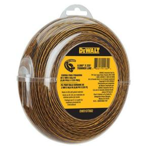 Dewalt 0.080 inch x 225 ft. Replacement Line for Cordless Battery Operated Bump... by DEWALT