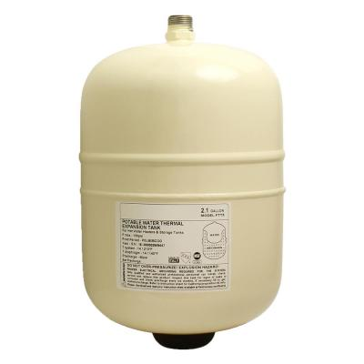 2.1 Gal. Potable Hot Water Heater Thermal Expansion Pressure Tank