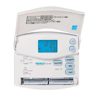 5/2-Day Digital Room Programmable Thermostat