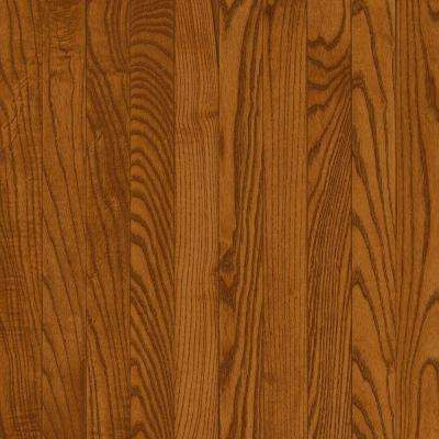 American Originals Copper Dark Oak 3/8 in. T x 5 in. Wide x Varied Lng Eng Click Lock Hardwood Floor (22 sq.ft./case)