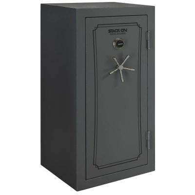 40-Gun Fire/Waterproof Combination Lock Safe, Gray Pebble