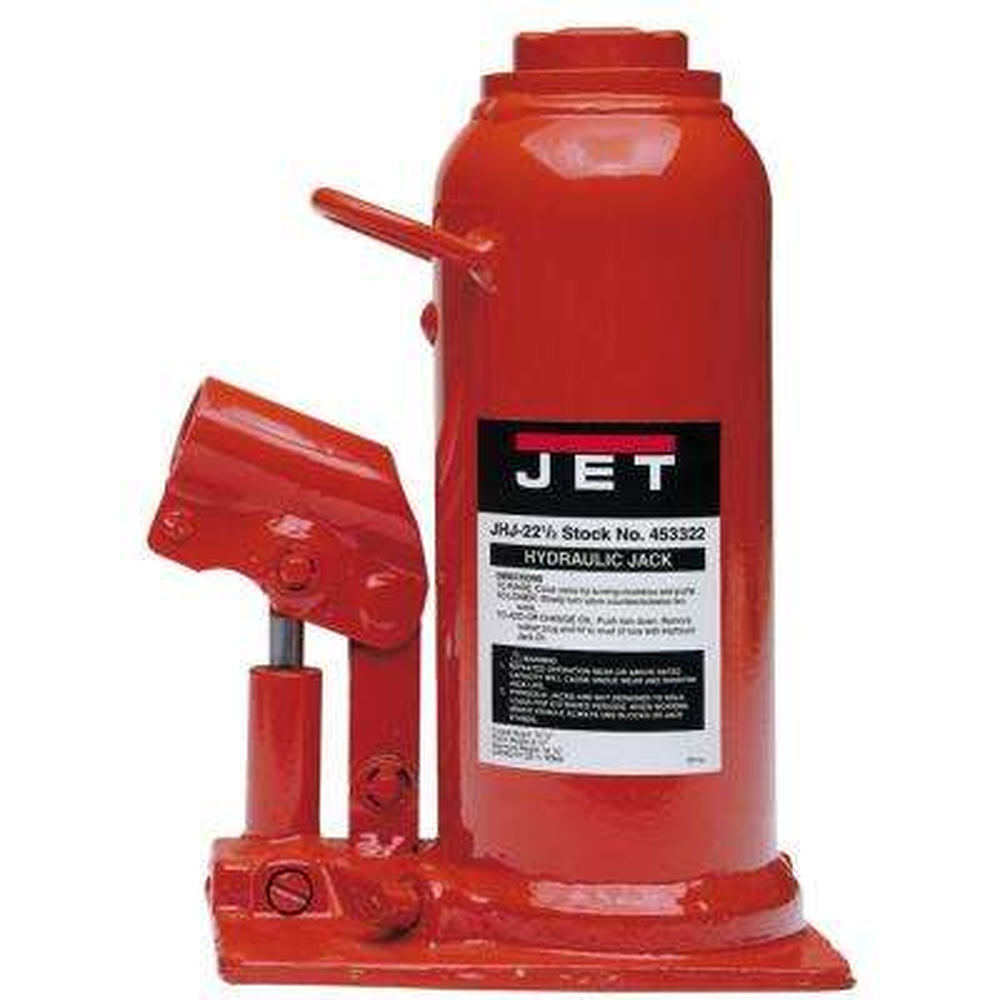 JHJ 22-1/2-Ton Hydraulic Bottle Jack