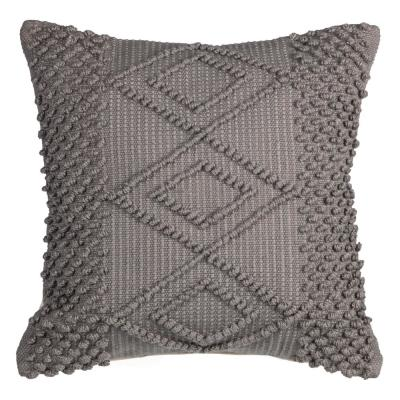 Knot Trellis Square Outdoor Throw Pillow (2-Pack)