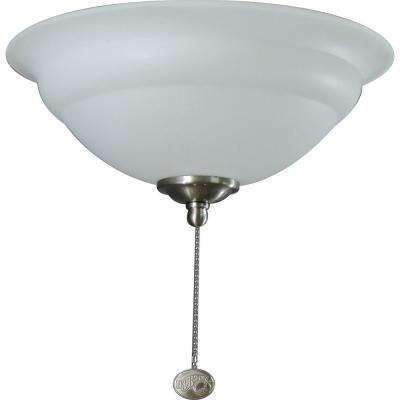 Ceiling fan parts lighting the home depot altura led ceiling fan light kit aloadofball Gallery