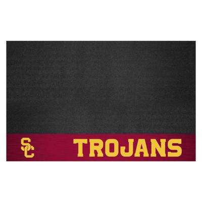 University of Southern California 26 in. x 42 in. Grill Mat