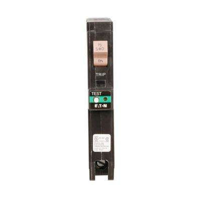 15 Amp 1 Pole Type CH Arc Fault Plug On Neutral Circuit Breaker