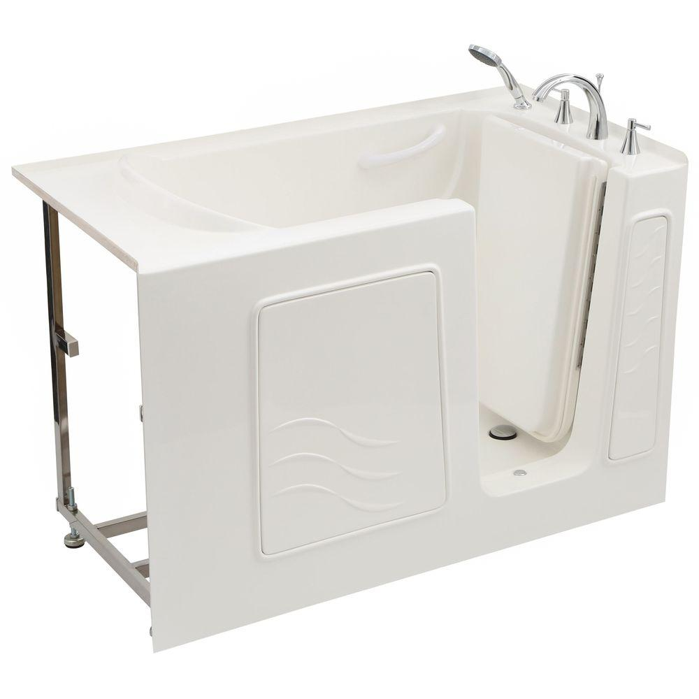 Safety Tubs - Walk-in Bathtubs - Bathtubs - The Home Depot