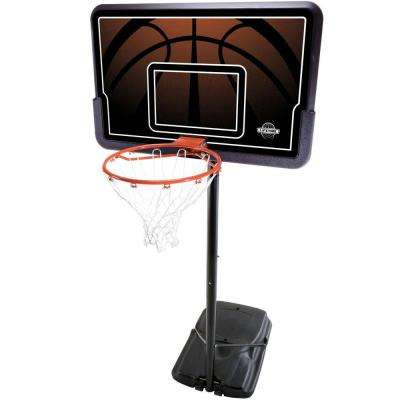 44 in. Portable Impact Basketball System