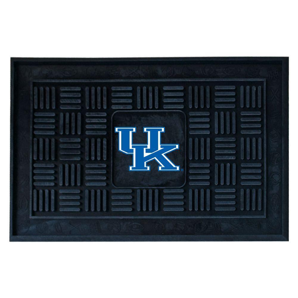 FANMATS University of Kentucky 18 in. x 30 in. Door Mat