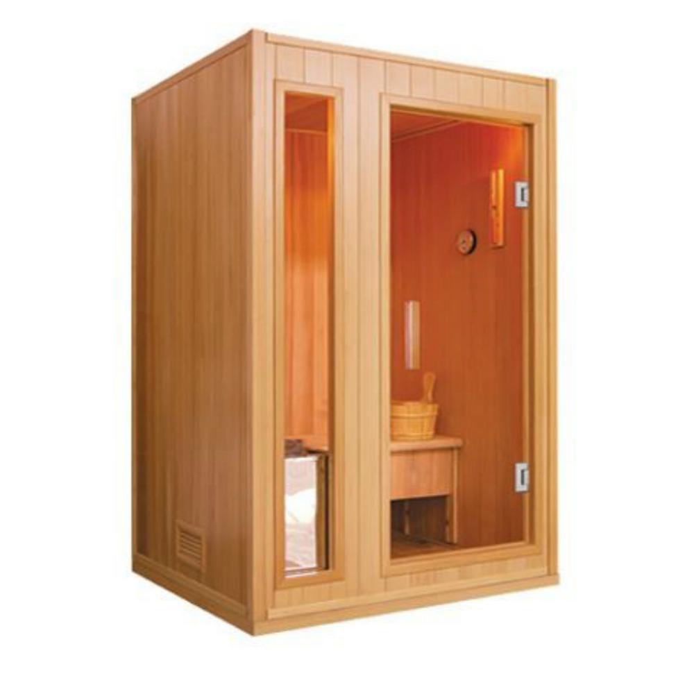 Baldwin 2-Person Traditional Sauna