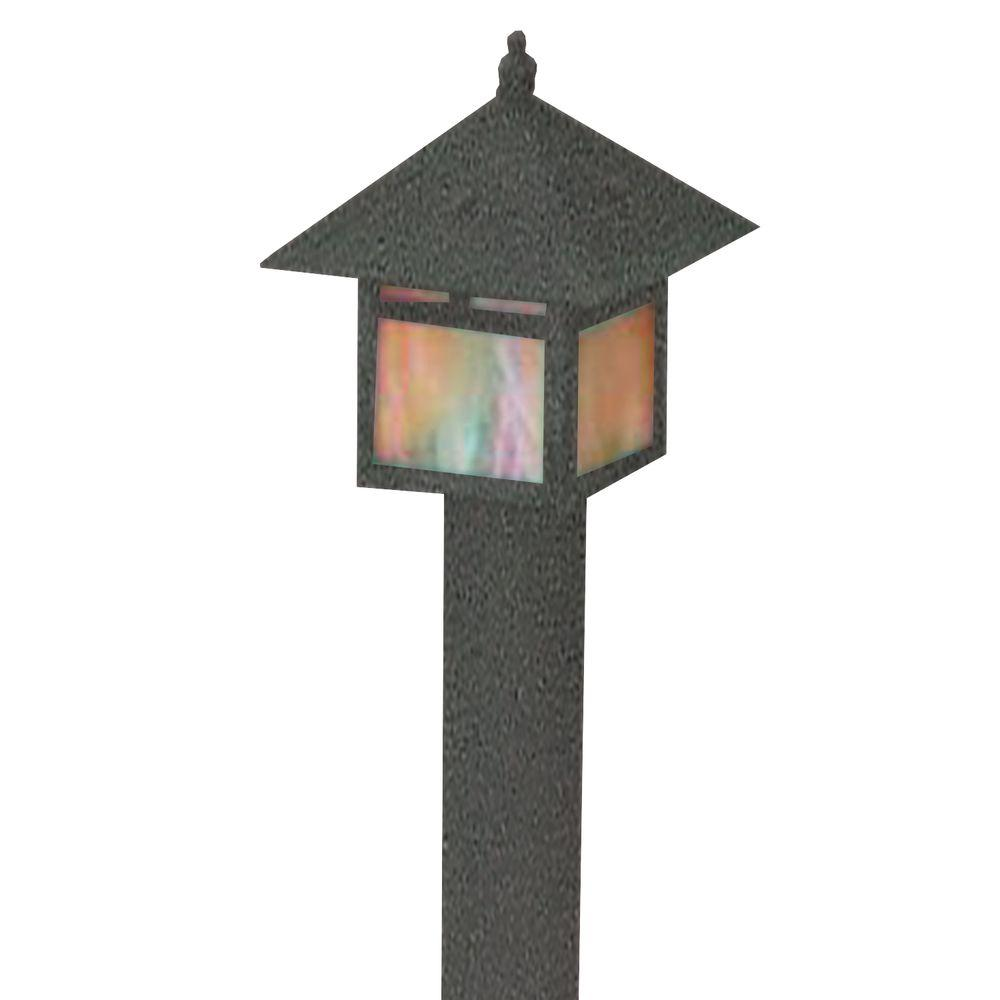 Centennial 1-Light Outdoor LED Bronze Textured Area Light
