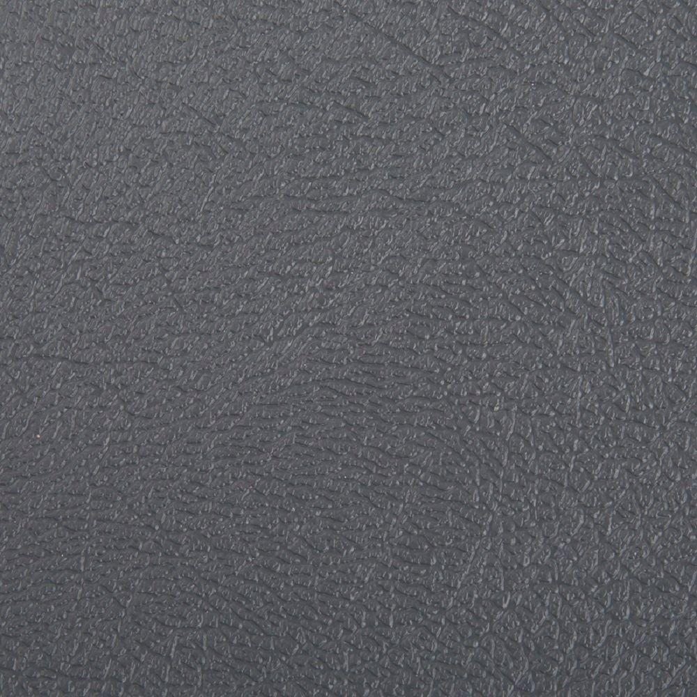 G Floor Raceday Levant Slate Grey Polyvinyl 24 In X 24 In