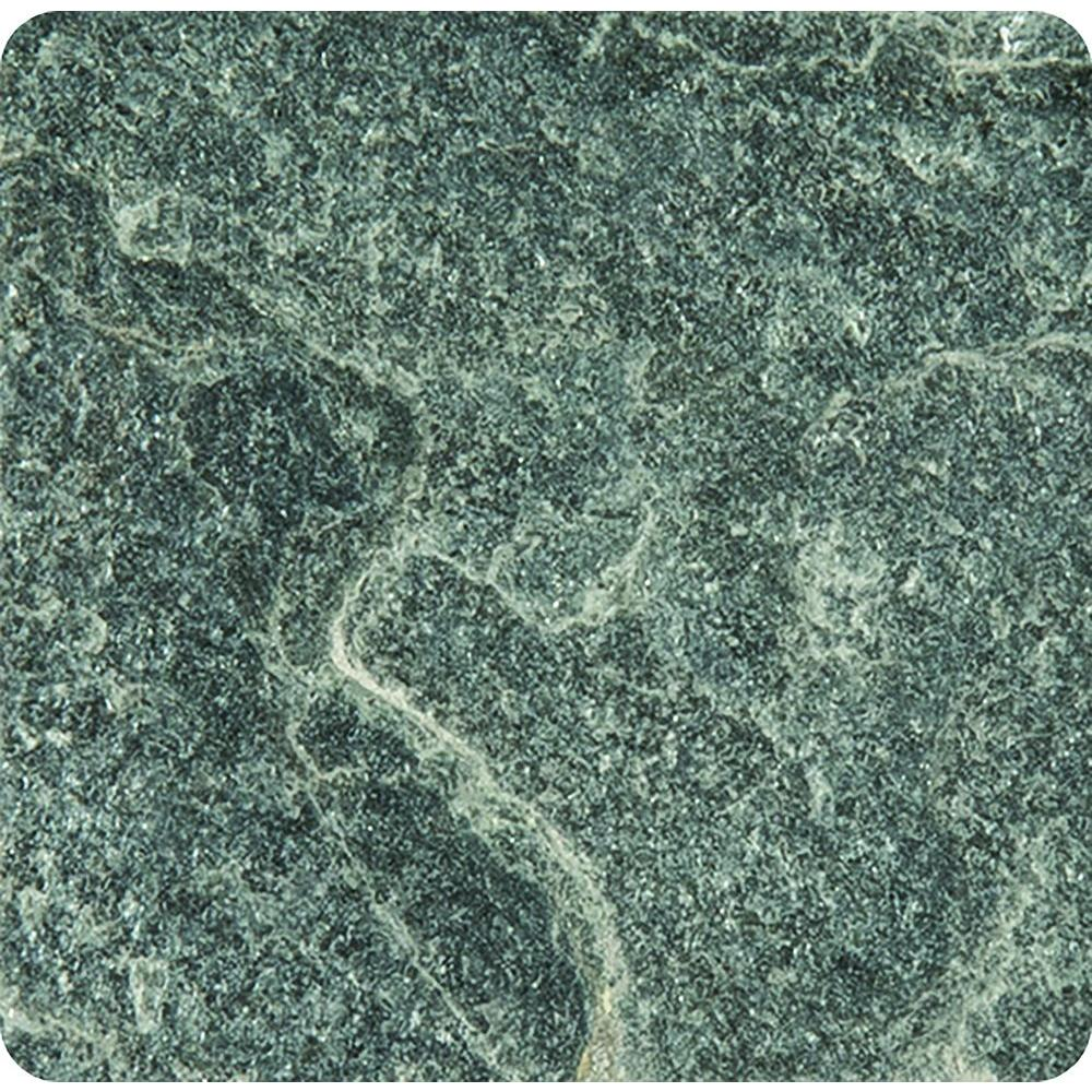 MS International Ostrich Gray 4 in. x 4 in. Tumbled Travertine Floor and Wall Tile (1 sq. ft. / case)