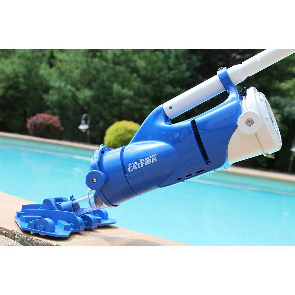 Water Tech Water Tech Pool Blaster Catfish Li Ultra Spa and Pool ...