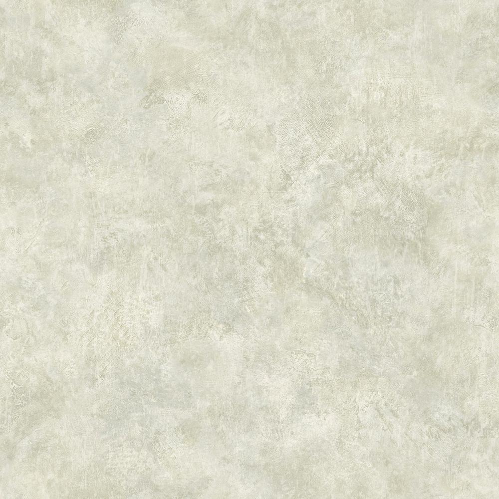 Brewster Kassey Grey Distressed Texture Wallpaper Sample ARB67594SAM