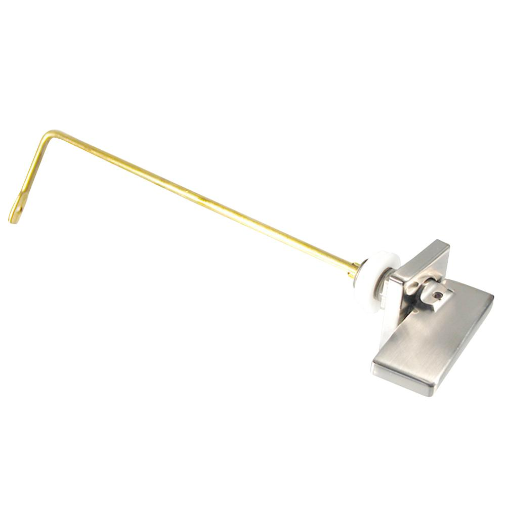 Toilet Tank Lever Fits Toto in Brushed Nickel (THU312NR#BN)