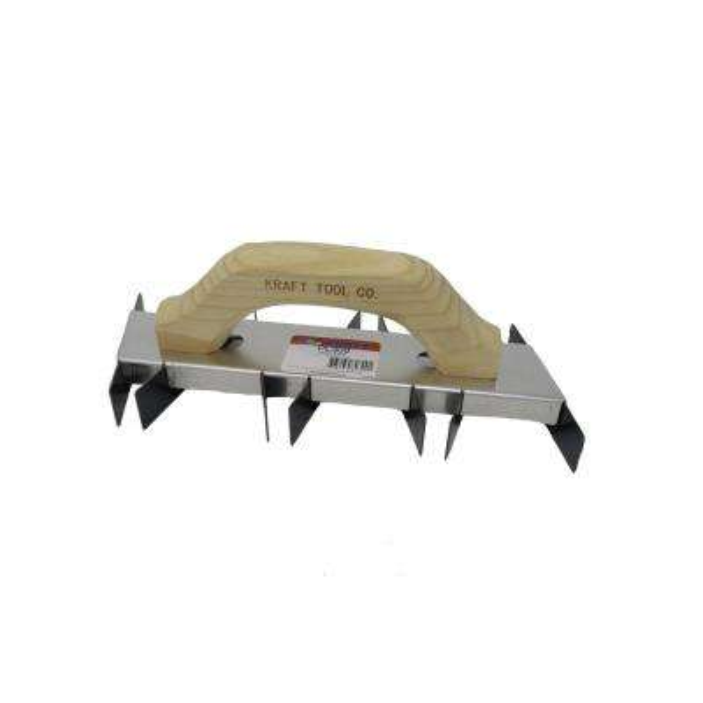 Angle Plane with Wood Handle