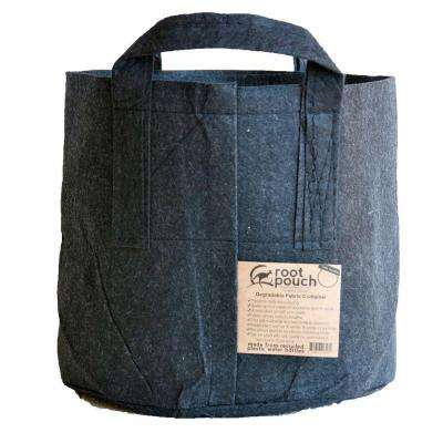 Breathable Fabric Planting Containers and Pots 7 gal. Planter with Handles (5-Pack)
