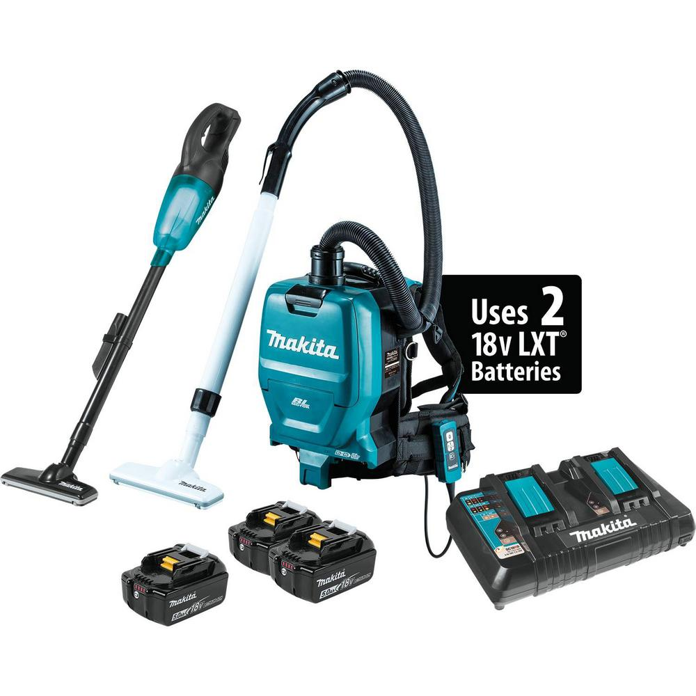 Makita 18 Volt Lxt Lithium Ion Cordless Brushless Backpack