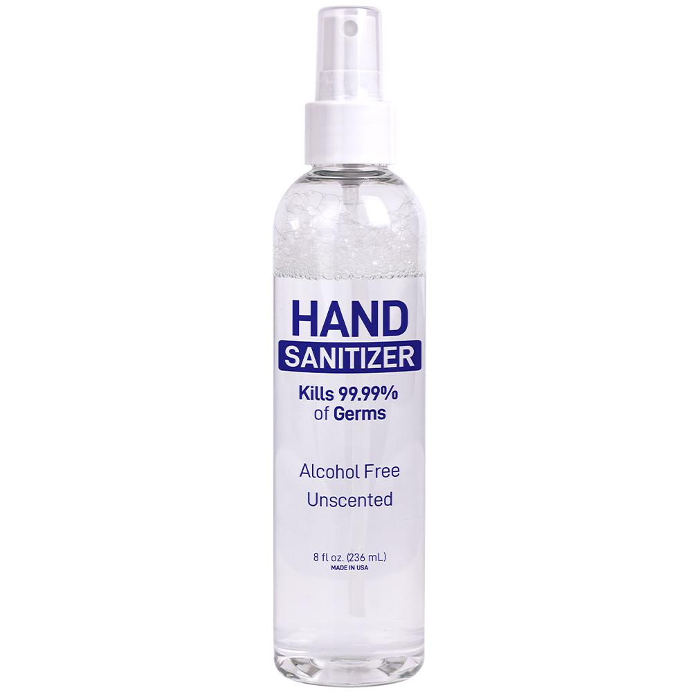 8 oz. Hand Sanitizer (Pack of 48)