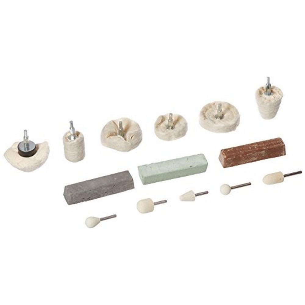 Enkay Stainless Steel Polishing Kit Enkay Products specializes in providing tools to customers at a better value without compromising quality. The company was established in 1952. They are a distributor of hand tools, drill accessories, hobby tools, polishing tools and specialty tools.