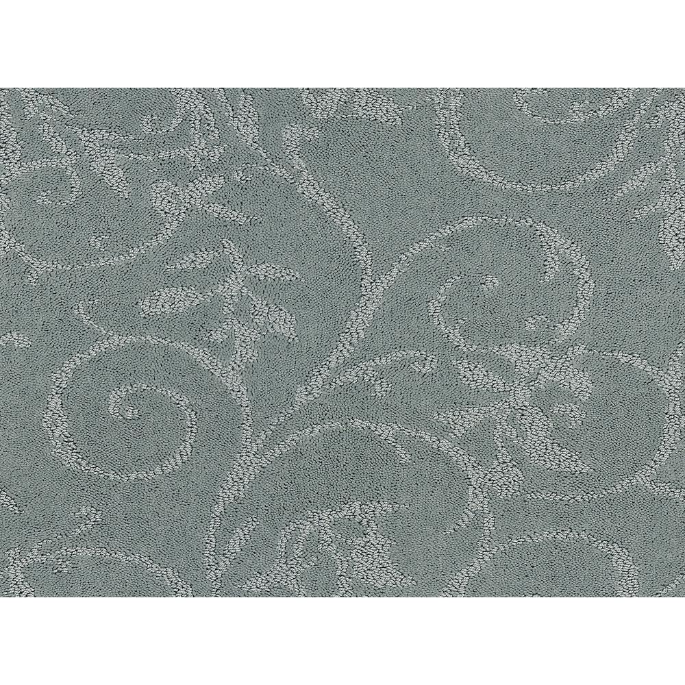 Cheriton - Color Aquarius Pattern 12 ft. Carpet