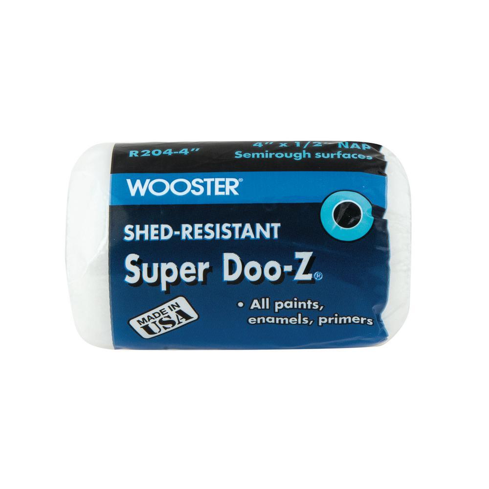 Super Doo-Z 4 in. x 1/2 in. High-Density Roller Cover