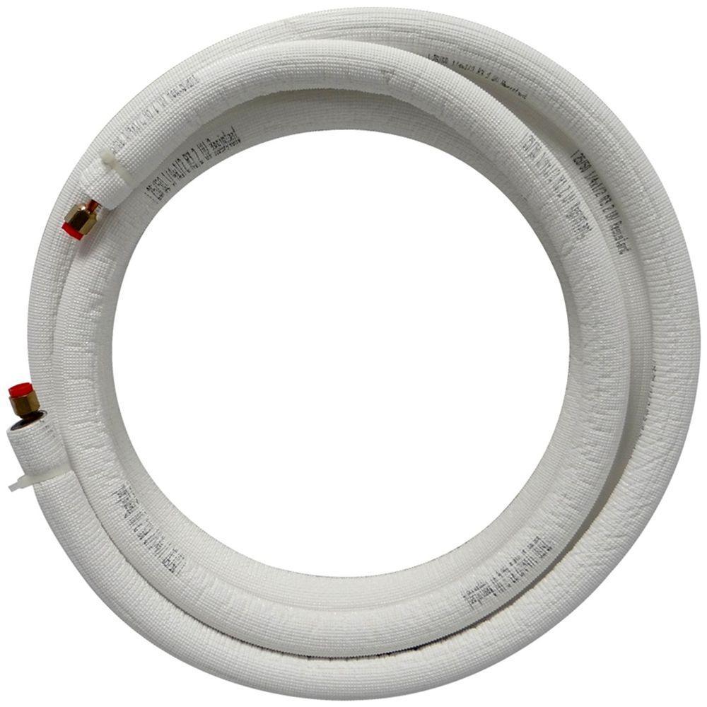 3//8 Wire Connection Kit COPPER Ductless Mini Split Line Set 1//4 5//8 1//2